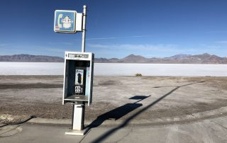 The Last Phone Booth