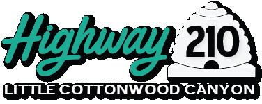 Highway 210 - Little Cottonwood Canyon, Utah